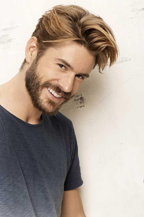 Ideal Hairstyles For Blonde Men Men Hairstyles Hair Styles