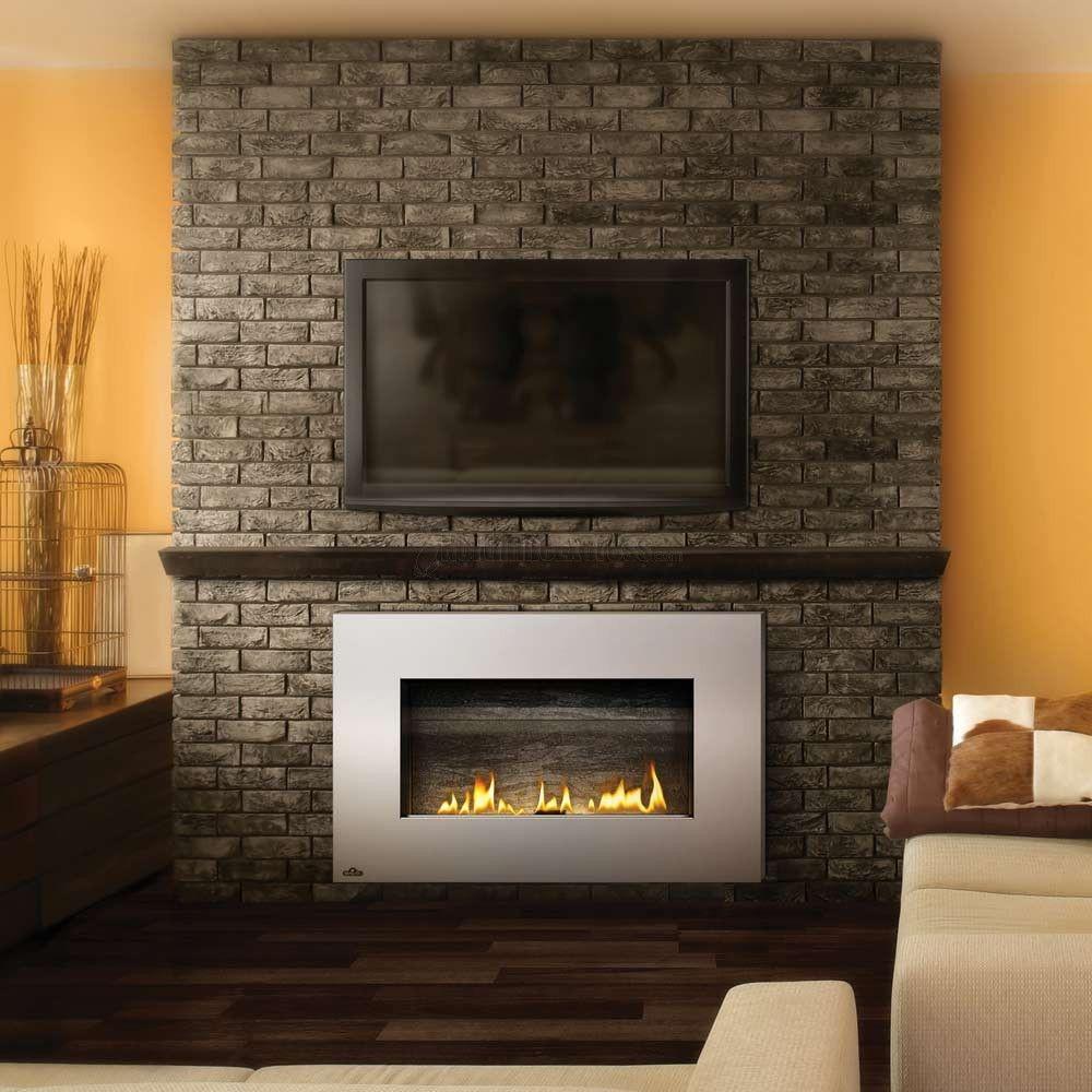 Painting Brick Fireplace Ideas Fireplace Pinterest Wall