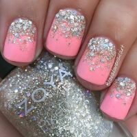 50 Best Nail Art Designs from Instagram | Neon pink nails ...