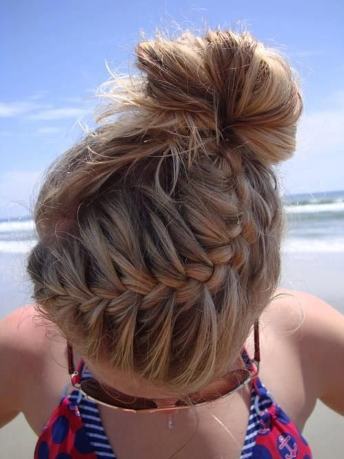 15 Amazing Braid Hairstyles For Women Summer French Braids And