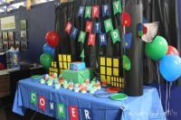 PJ Masks Birthday Party Ideas | Pj mask, Pj and Masking