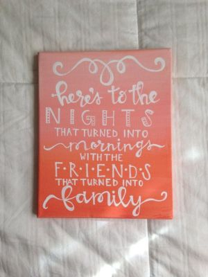 Canvas Painting Quotes Pinterest