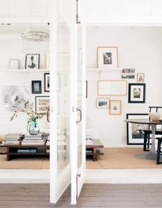 Interior design by amy neunsinger also what to do with the most boring wall in your house gallery rh pinterest