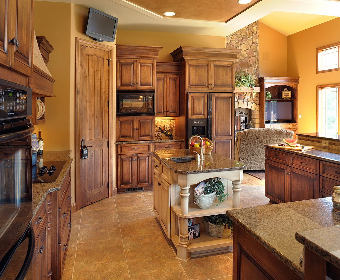 amish made kitchen cabinets remodeling chattanooga tn mullet cabinet a family friendly birch featuring