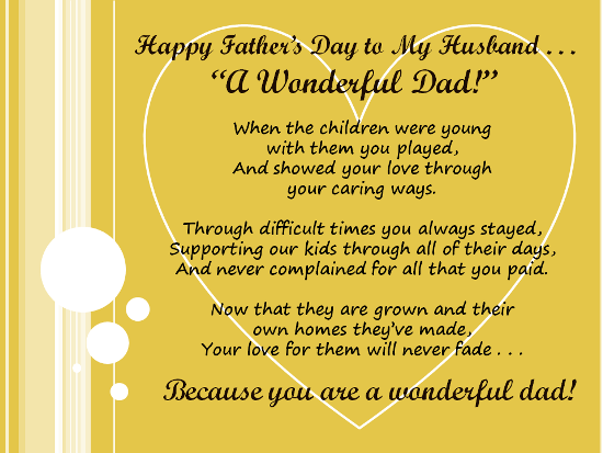 Fathers Day Quotes Girlfriend