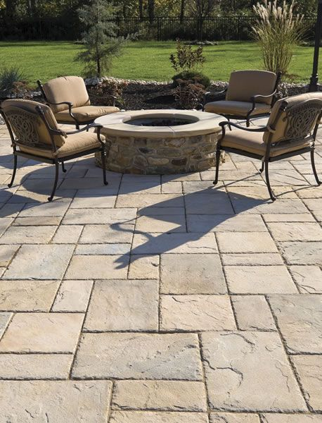 The Best Stone Patio Ideas Backyards Walkways And Design