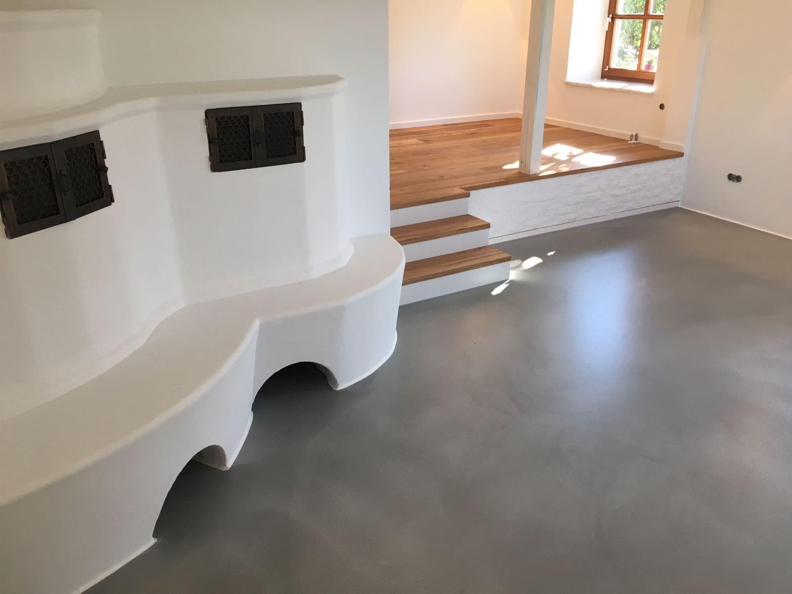 Kuche Weiss Holz Beton Hochglanz Weisse Design Kuche Grifflos Mit