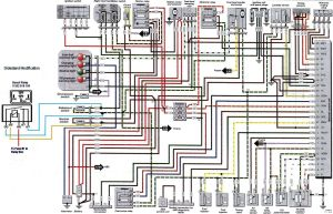Bmw r1150r electrical wiring diagram #1 | bmv | Pinterest