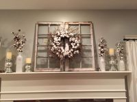 Magnolia Market cotton wreath- HGTV Fixer Upper | For the ...
