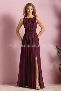 Jasmine Bridal Bridesmaid Dress B2 Style B173052 in ...