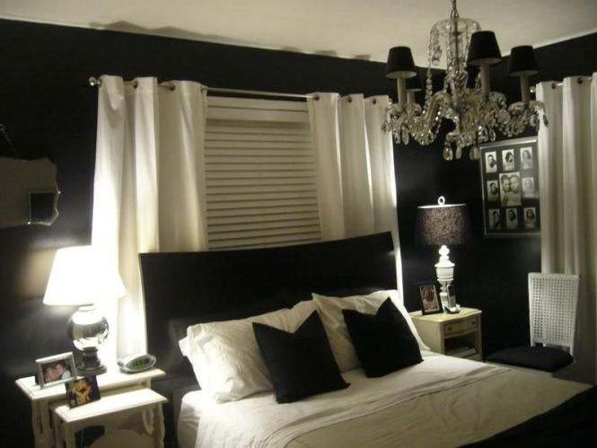 1000 Images About Ideas For My Bedroom On Pinterest Silver  Black And White. Small Black And White Bedroom Ideas   Bedroom Style Ideas