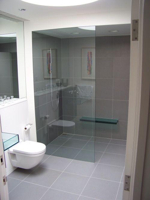 Bathroom_With_Gray_Tile_Floor  Come OnA My House