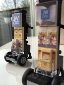 Jw Public Witnessing Cart - Exploring Mars
