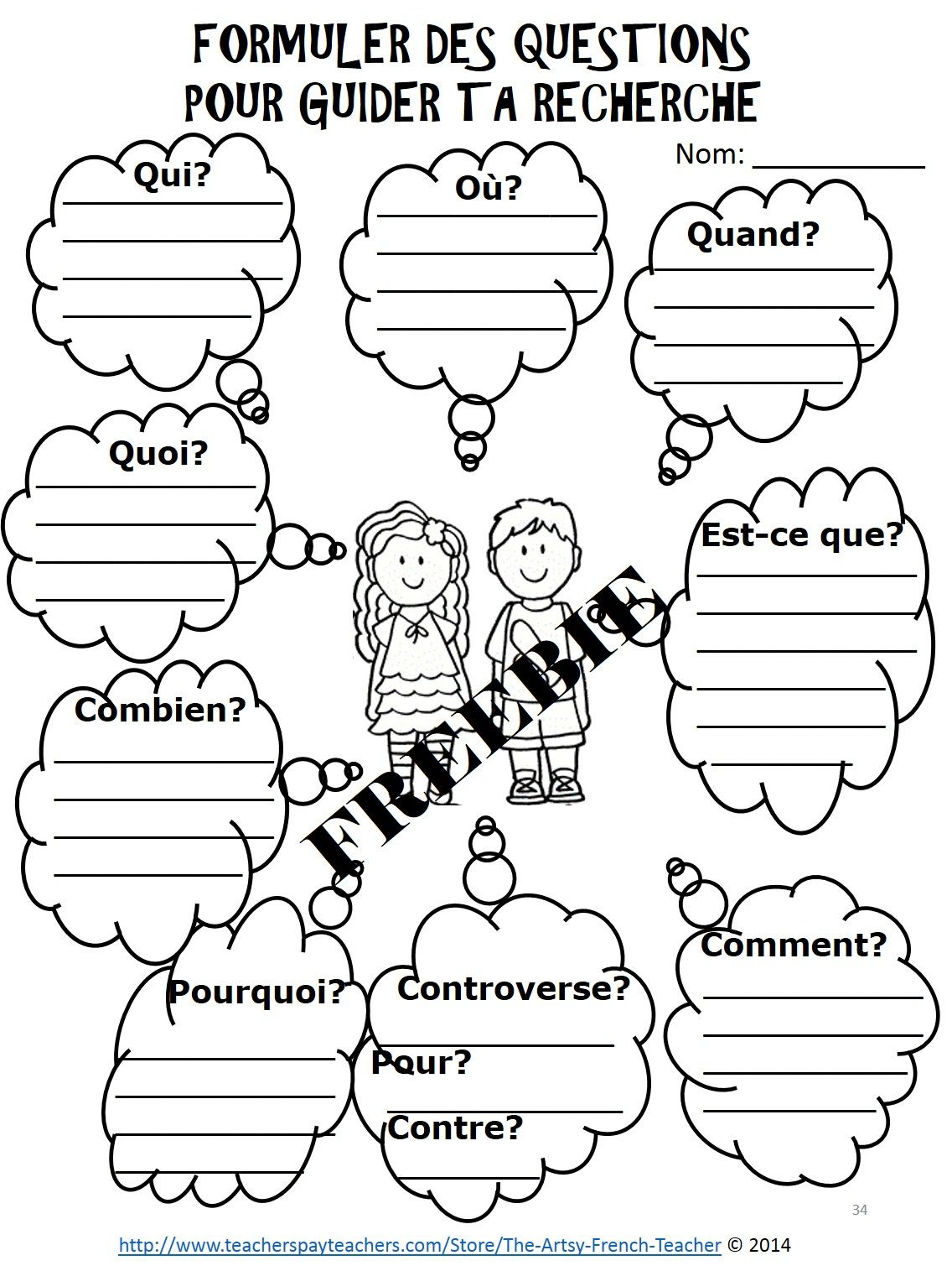 Voila 5 Organigrammes Gratuits De La Ressource Les Etudes