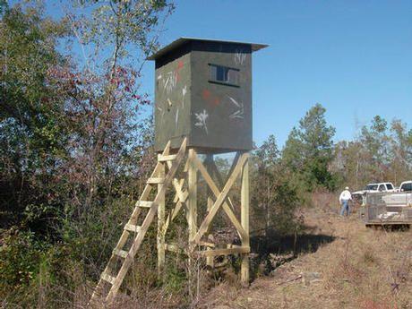 Deer Hunting Shooting Houses Have To Try Pinterest Deer