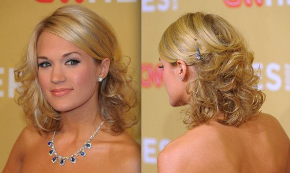 Medium Length Prom Hairstyles Hair Medium Formal' And