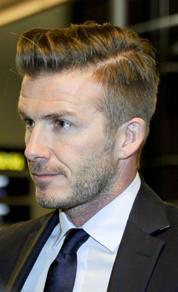 40 Cool And Different David Beckham Hairstyles 2013 Food For