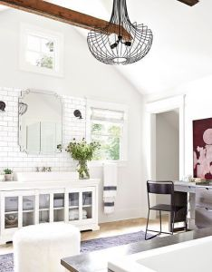 of our favorite bathrooms from photo by nick mcginn styling april tomlin interiors also see them all via the link in rh pinterest