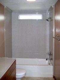 Bathroom Tub Reglazing Shower Inserts Resurface Surrounds