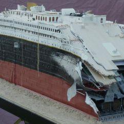 Inside The Titanic Diagram 1994 Kawasaki 220 Bayou Wiring Forum 1912 Wreck Model 1 100 Scale For