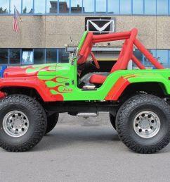 jeep cj5 proto jam 502 v8 figlia di un sogno diventato realt  [ 1280 x 720 Pixel ]