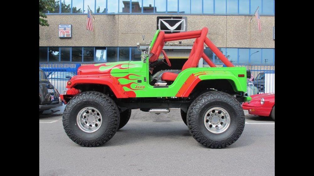 medium resolution of jeep cj5 proto jam 502 v8 figlia di un sogno diventato realt