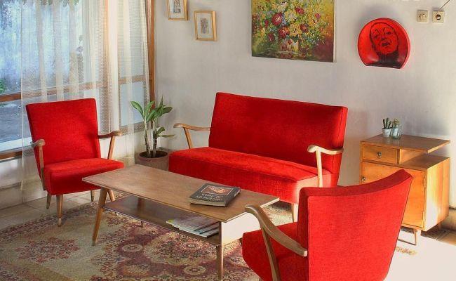 Desain Ruang Tamu Modernvintage Ruang Tamu Minimalis