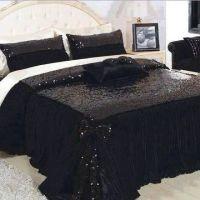 Sequin Bedspread... I'm in love!!    Beautiful Bedrooms ...