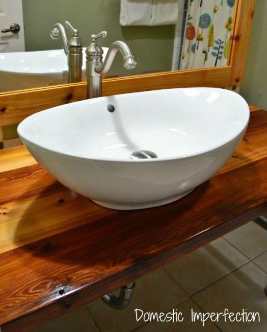 Best 25 Bowl sink ideas on Pinterest  Bathroom sink
