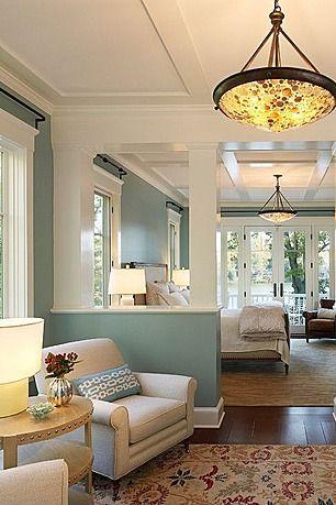 craftsman style master bedroom ideas