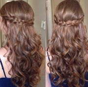 inspira penteados