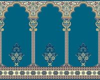 Masjid Carpet USA Made in Turkey Never Shedding Mosque ...
