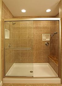 Home Office Decorating Ideas: Shower Design Ideas Small ...