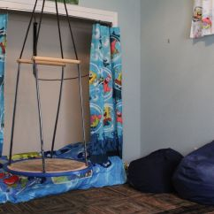 Chair For Autistic Child Black Lycra Covers Hire Bedroom Ideas The Home