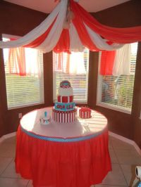 Carnival/Circus Birthday Party Ideas | Circus birthday ...