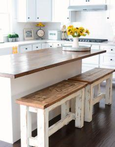 Diy kitchen benches also bench and kitchens rh pinterest