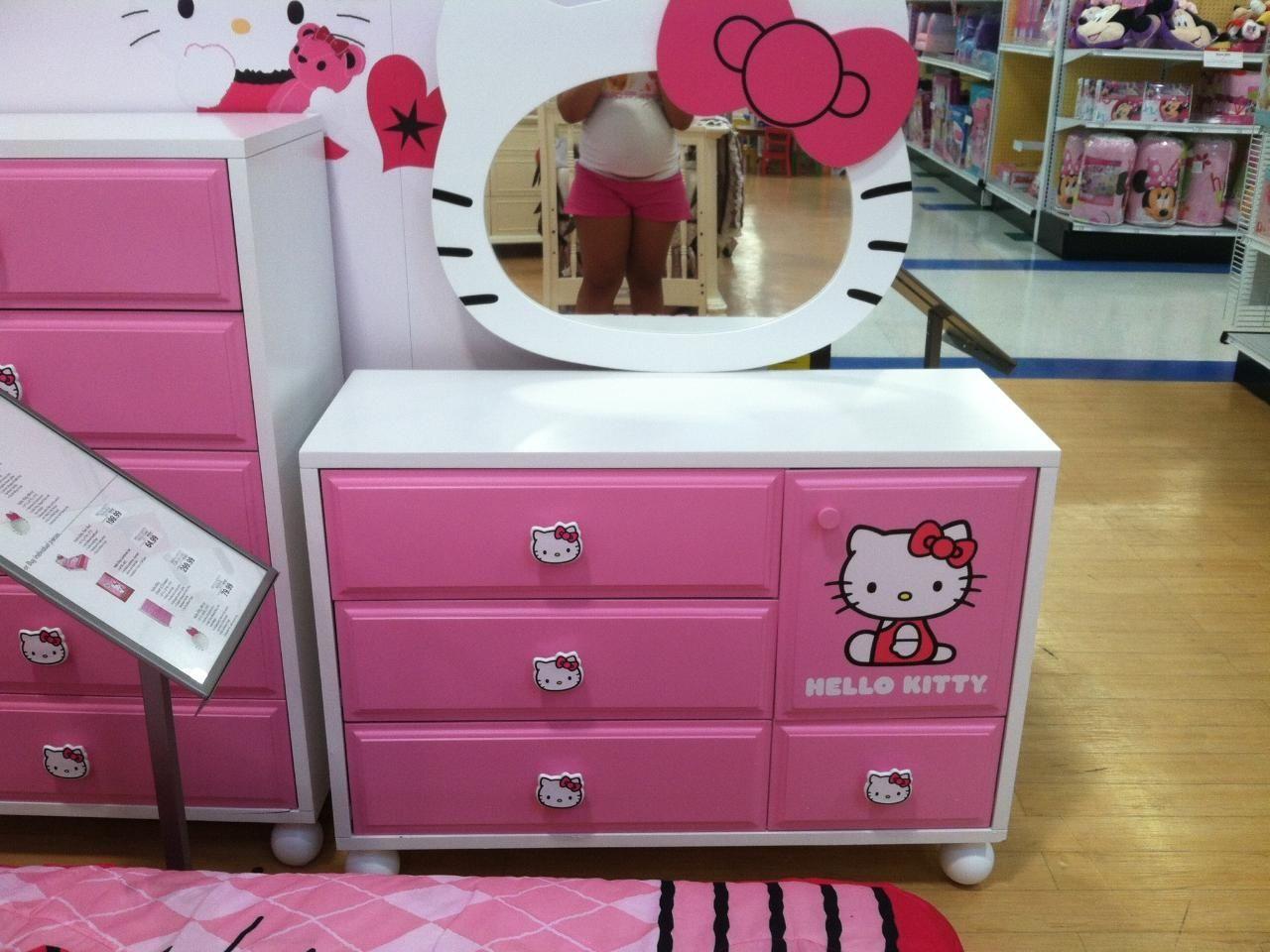 hello kitty desk chair gaiam classic balance ball dresser for the home pinterest