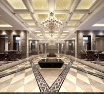 Discussion Area.nanjing.china. Art Deco
