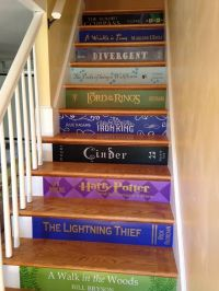 GREAT STAIR DECAL PIC  | Pinteres