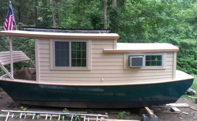 Shanty Boat Float Houses And Rafts Pinterest Boating