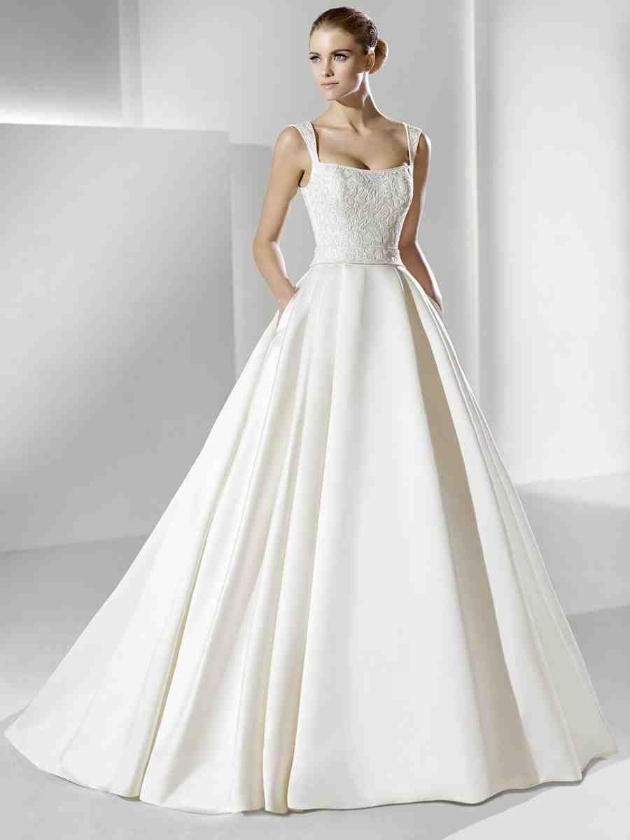 25 cute Simple classy wedding dress ideas on Pinterest