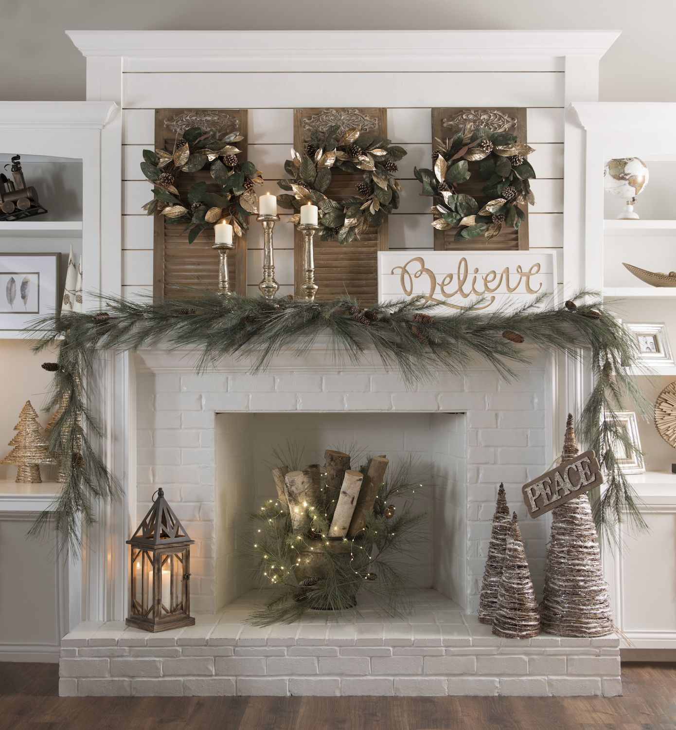 Fireplace Decoration With Edcdeacbbee Fireplace Design Fireplace 25+ Unique Kirklands Christmas Ideas On Pinterest