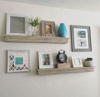 Floating shelves | My Pins | Pinterest | Shelves, Shelving ...