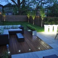 Lighting ideas for outdoor gardens, terraces and porches ...
