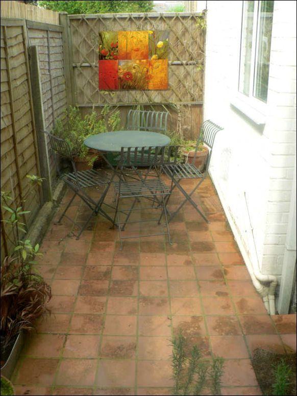 Tiny Backyard1 Gardens Designs And Un