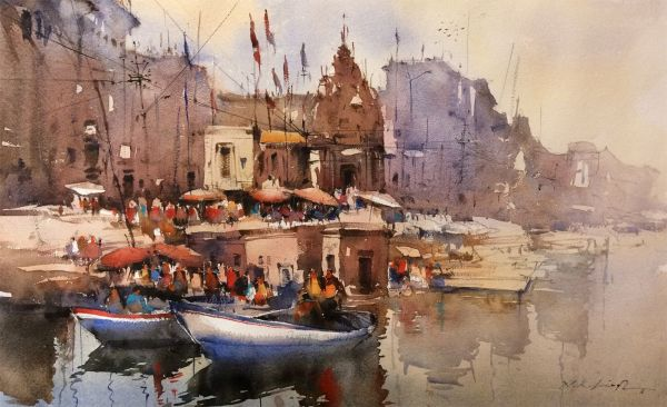Best Watercolor Artists Paintings