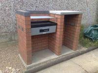 Compact Brick Bbq Grill Design Ideas : Outdoor BBQ Grill ...