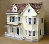 Wooden Dollhouse Furniture Kits. Finest Rylai Wooden ...