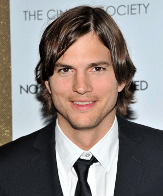 Ashton Kutcher Long Hairstyle Haircuts Pinterest Hairstyle
