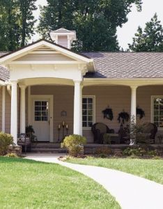 Ranch style house paint colors tips top ways to improve the also best rennovations images on pinterest home kitchen and rh